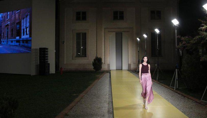 Armani, Ferragamo premier short films for Milan Fashion Week