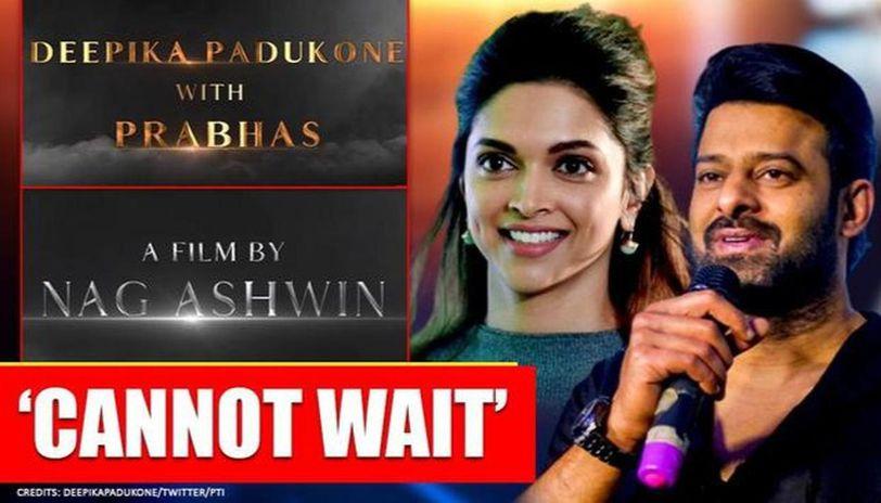 'Film is not titled Prabhas 21': Deepika Padukone on ...
