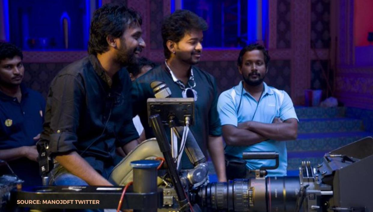 Cinematographer Manoj Paramahamsa joins 'Thalapathy 65'; shares details about Vijay's film
