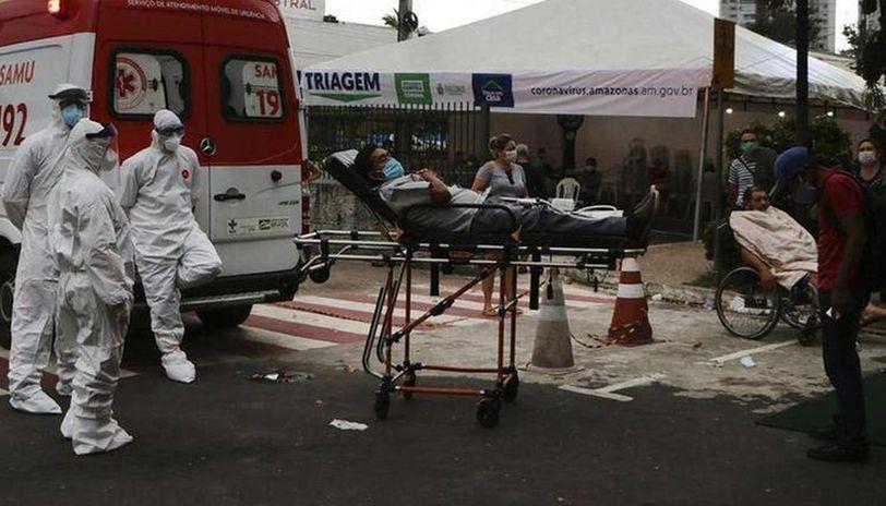 Death toll in Brazil crosses the 10,000 mark