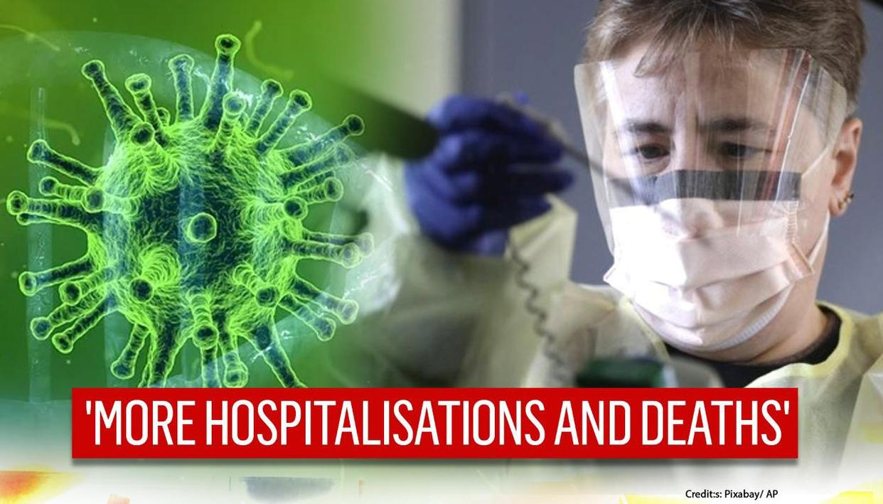Scientists are discovering that the new British variant will probably increase the number of dead, admission to the hospital