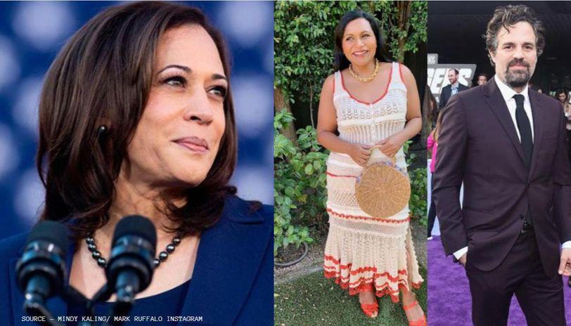Joe Biden Picks Kamala Harris As Vp Candidate Mark Ruffalo Mindy Kaling Congratulate Republic World
