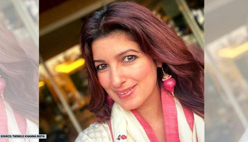 Twinkle Khanna shares her fondness for books, starts a challenge for fans online