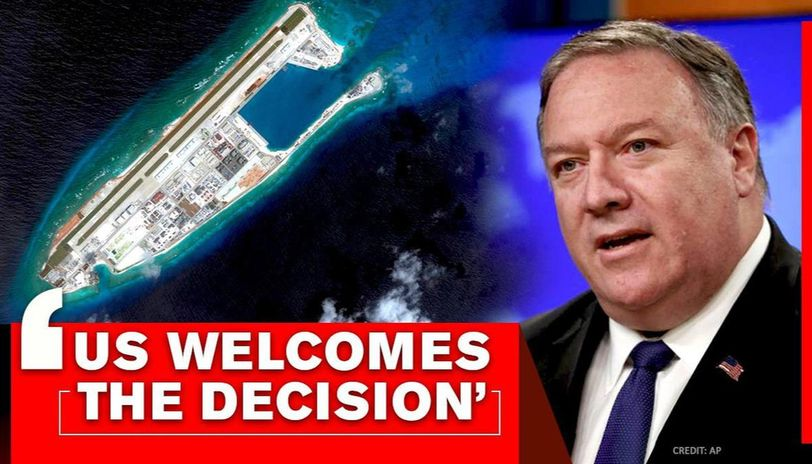 Mike Pompeo slams China, supports ASEAN's statement on South China Sea conflict