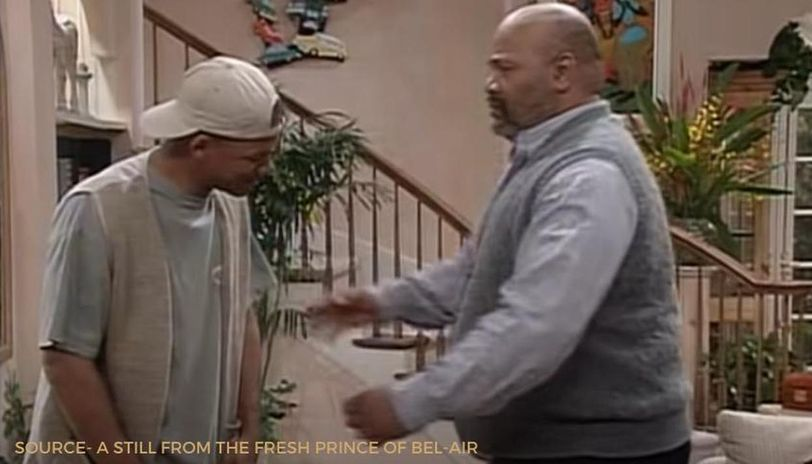 Will Smith in Fresh Prince