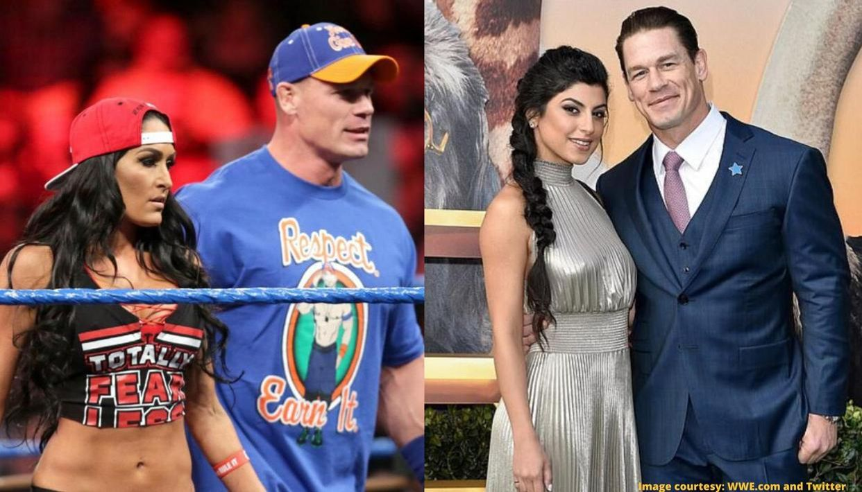 are john cena and aj dating in real life