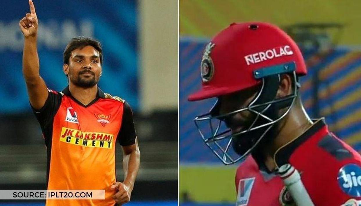 Dream11 IPL 2020: Virat Kohli sent packing by Sandeep Sharma for 7th time in IPL history