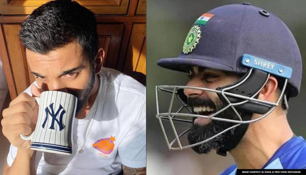 KL Rahul comes up with sweet response to Virat Kohli's troll in latest 'Coffee' post - Republic World