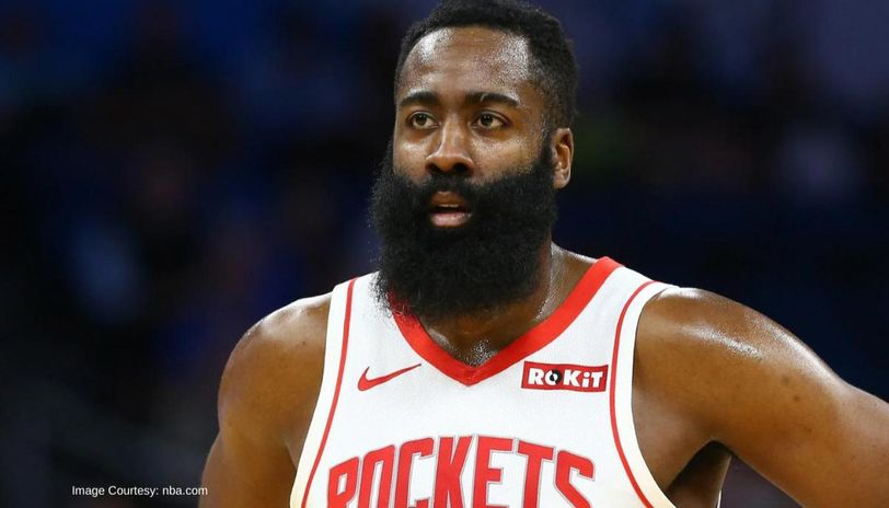 is james harden playing tonight