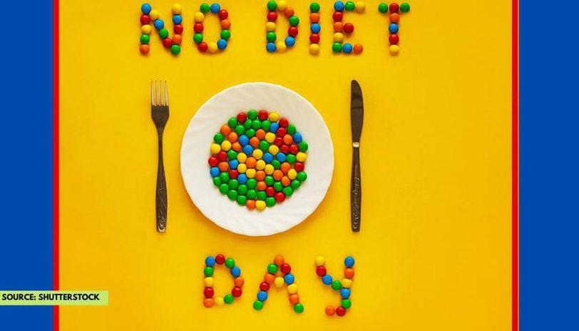 international no diet day images