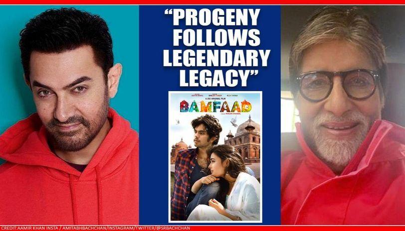 Aamir Khan, Amitabh Bachchan wish Aditya Rawal for debut; Paresh Rawal left overwhelmed