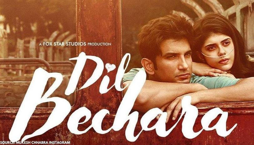 Sushant Singh Rajput S Dil Bechara Gets Biggest Movie Opening Ever Disney Hotstar Republic World