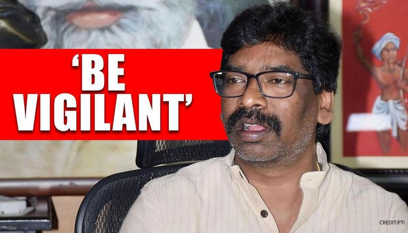 Jharkhand CM Hemant Soren state to follow guidelines & be ...