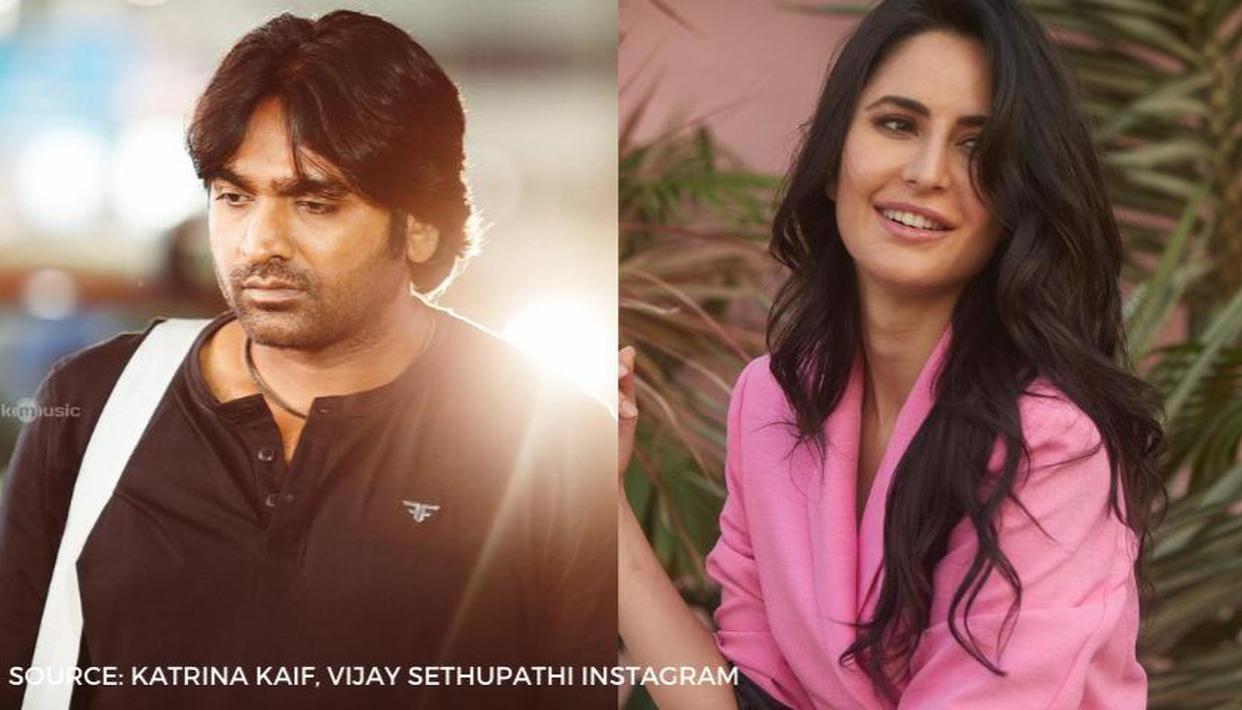 Katrina Kaif- Vijay Sethupathi's next with Sriram Raghavan to be titled 'Merry Christmas'?