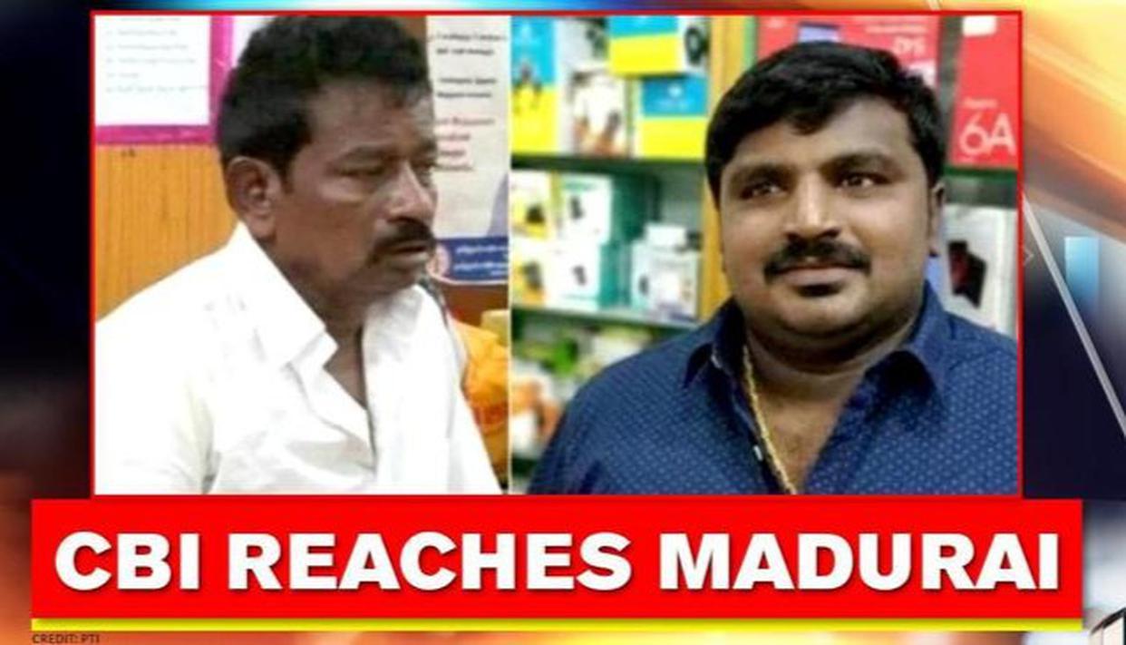 Tuticorin custodial deaths: 7-member CBI team arrives in Madurai to begin probe - Republic World