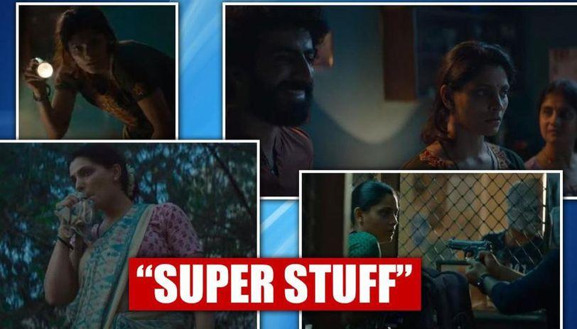 'Choked' trailer: Saiyami Kher stuck in twisted tale amid demonetisation, celebs impressed