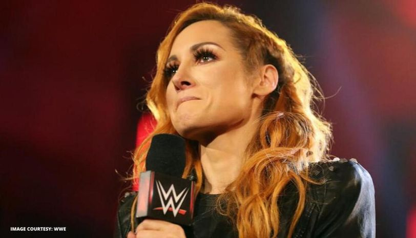 who is the father of becky lynch baby