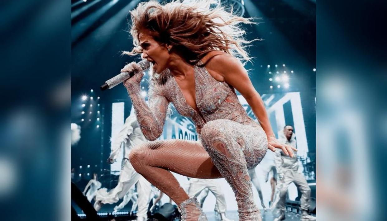 Why did Jennifer Lopez include pole dancing to her 2020 Super Bowl halftime performance?