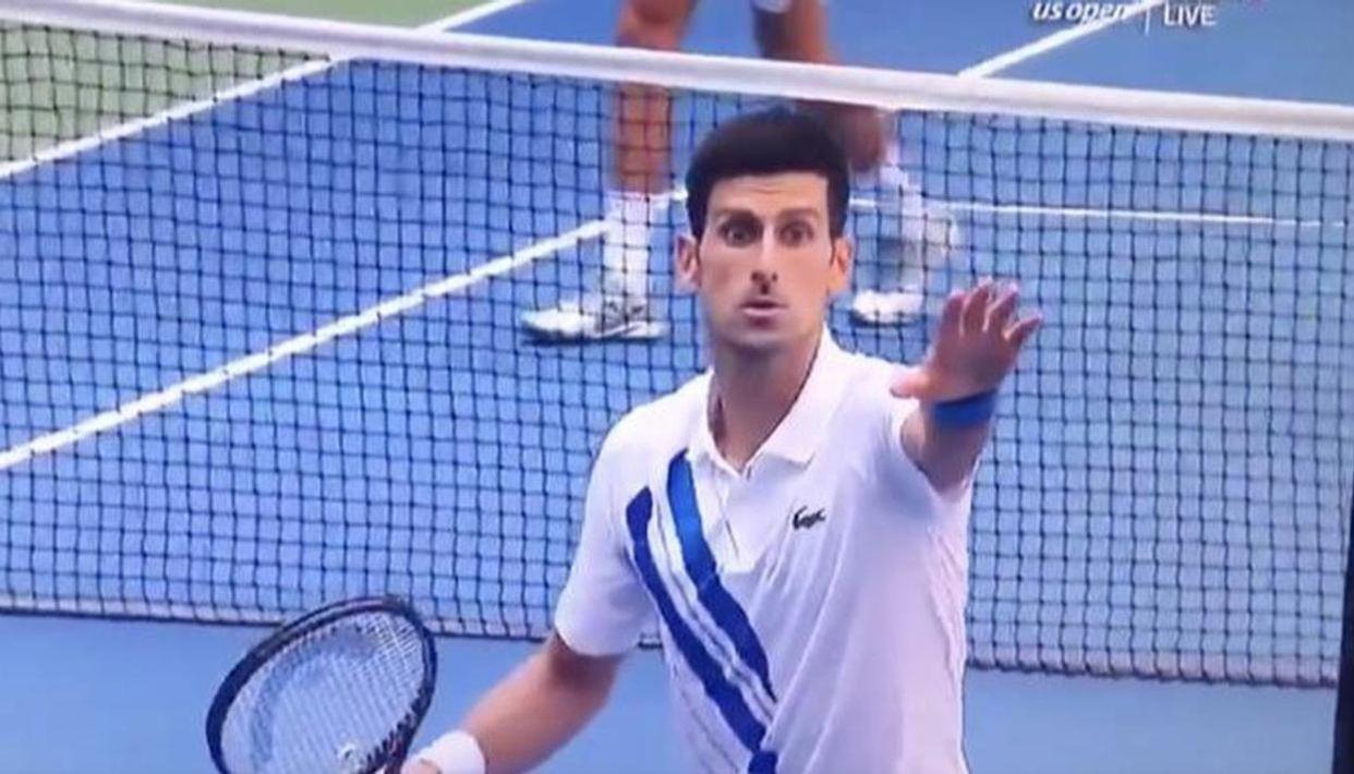 Djokovic S Shocking Us Open Exit Triggers Social Media Meme Fest With Federer Nadal Jokes Republic World