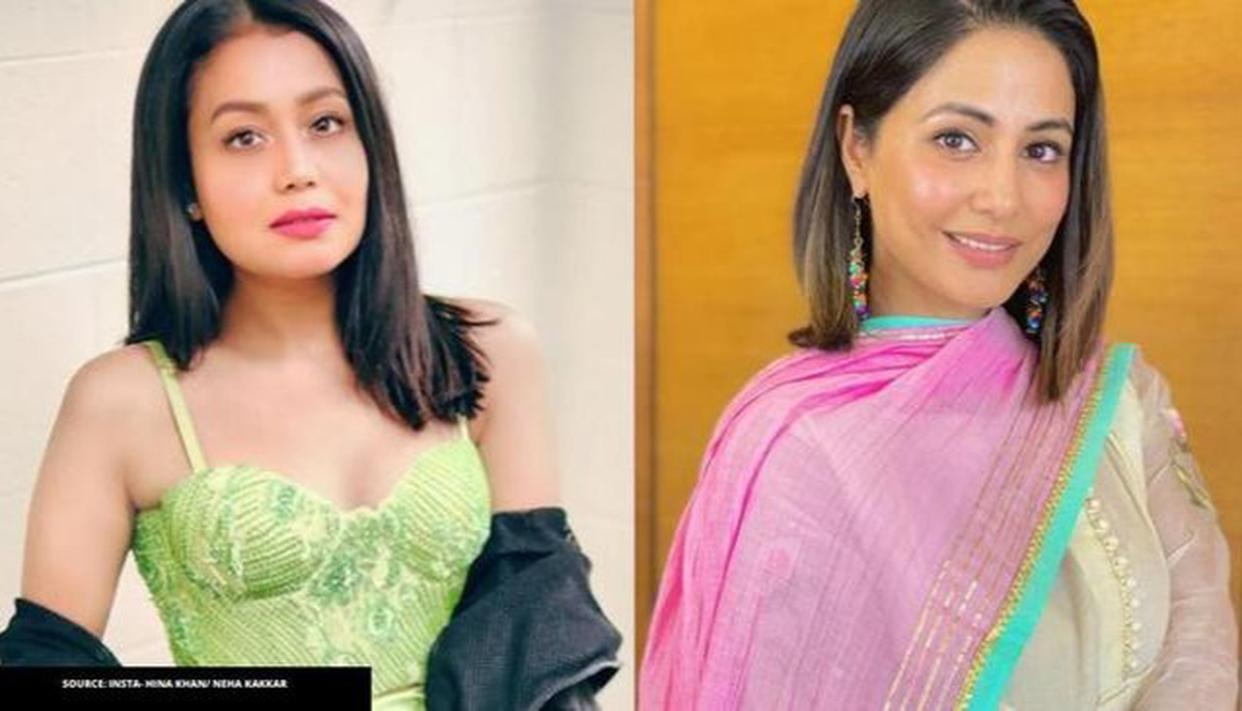 Instagram reels of Hina Khan, Neha Kakkar & other divas will make you try the feature - Republic World