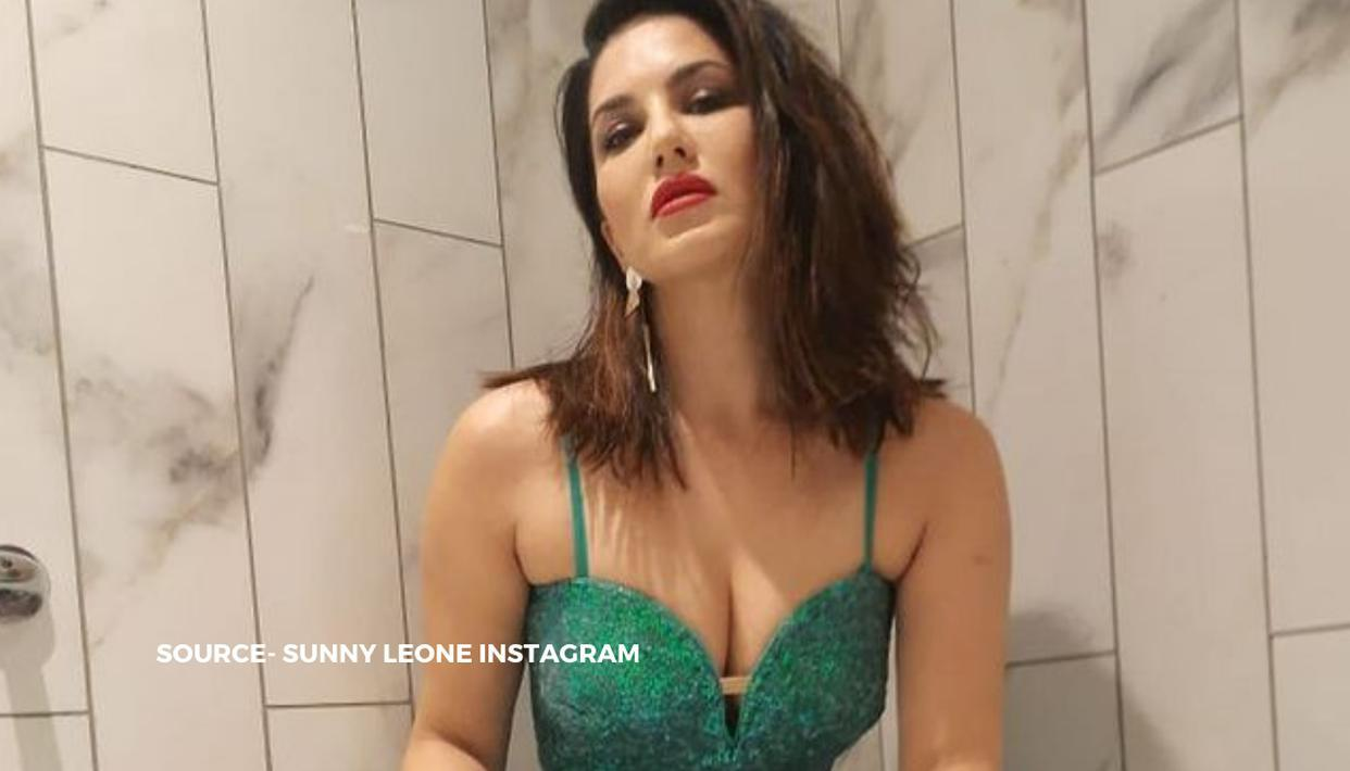 Sunny Leone showcases her football skills; says she is 'not just a pretty face'