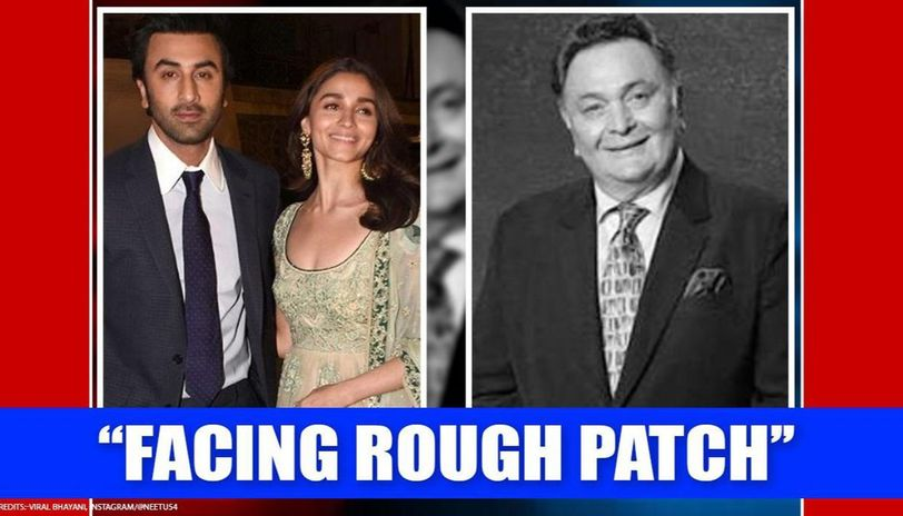 When Ranbir shared Rishi Kapoor's thoughts amid health woes at awards, leaving Alia moved