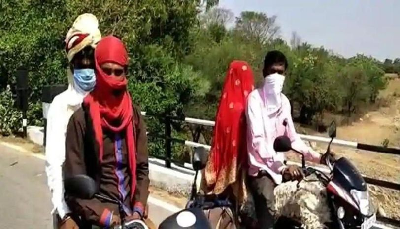 Man travels to Madhya Pradesh from Uttar Pradesh to get married amid lockdown