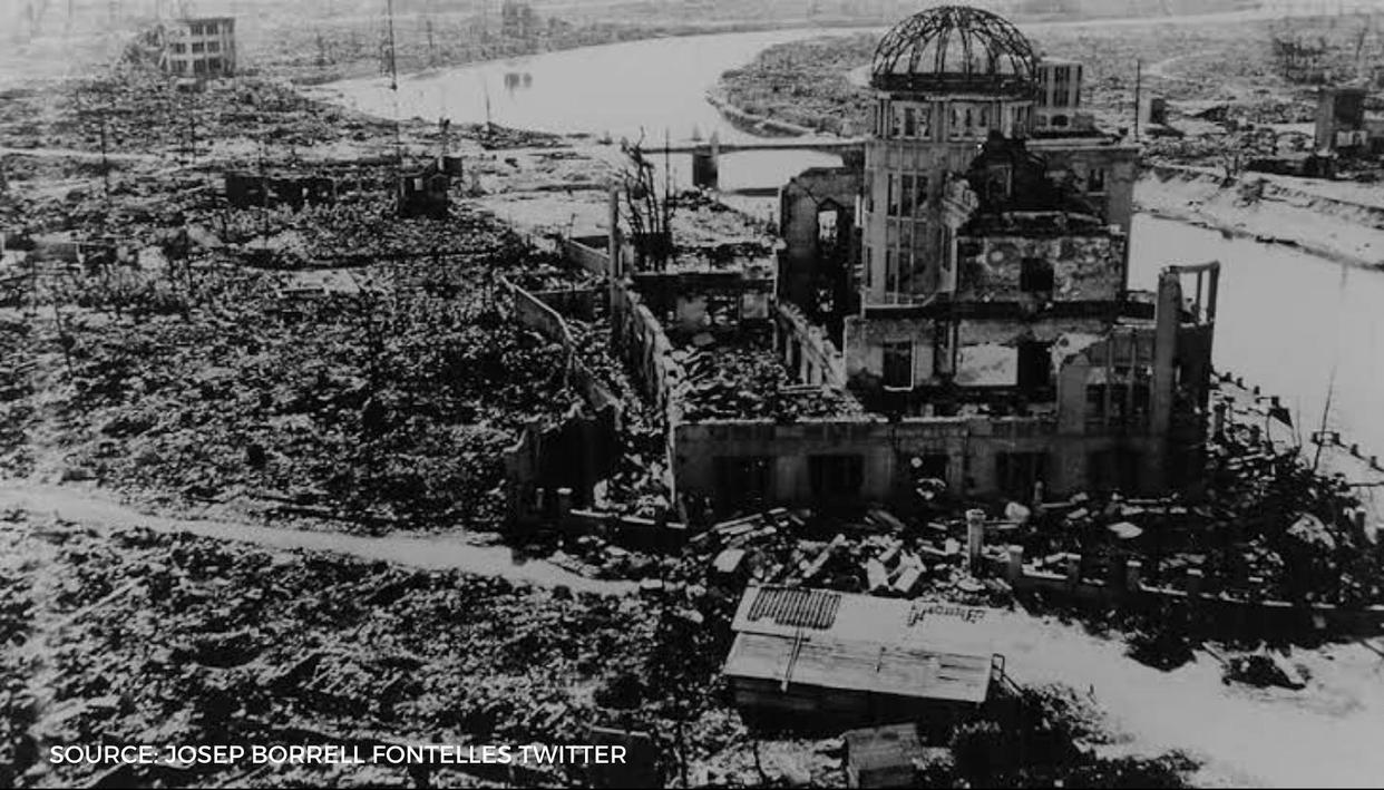 Nagasaki Day quotes to share and commemorate the 75th anniversary - Republic World