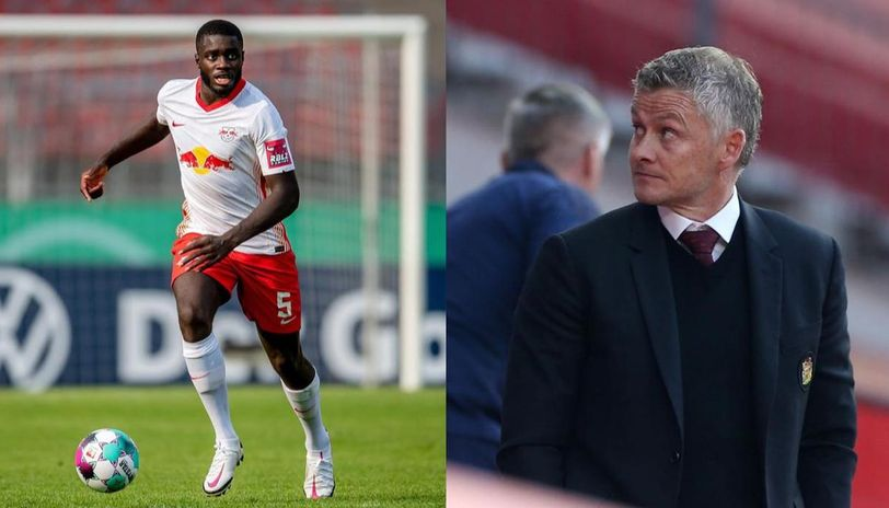Man United Transfer News Rb Leipzig S Upamecano Open To 60m Switch To Old Trafford