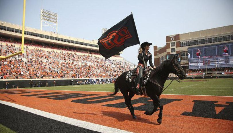 No. 15 Oklahoma State unsure of QB for West Virginia game ...