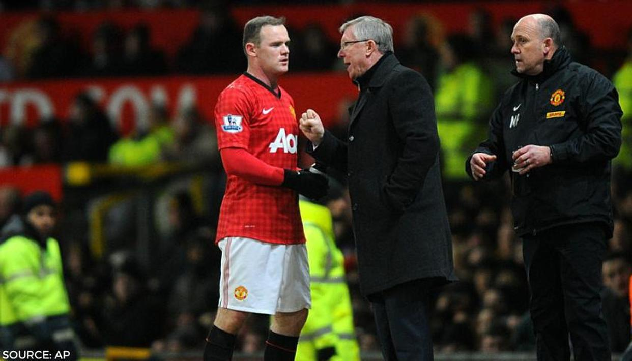 Man Utd legend Wayne Rooney couldn't handle alcohol, couldn't stop affairs, says Ferguson