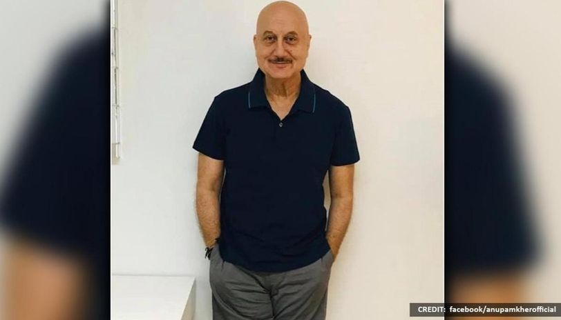 Anupam Kher shares cryptic tweet on #Politics without taking names amid MP drama