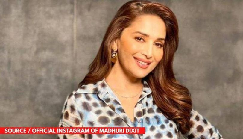 Madhuri Dixit's debut single 'Candle' to release this weekend