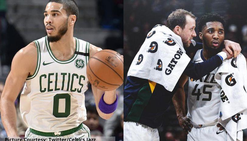 Jazz vs Celtics live streaming