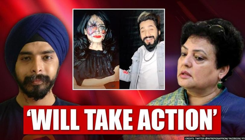 Faizal Siddiqui in trouble: NCW to take action on TikTok video ...