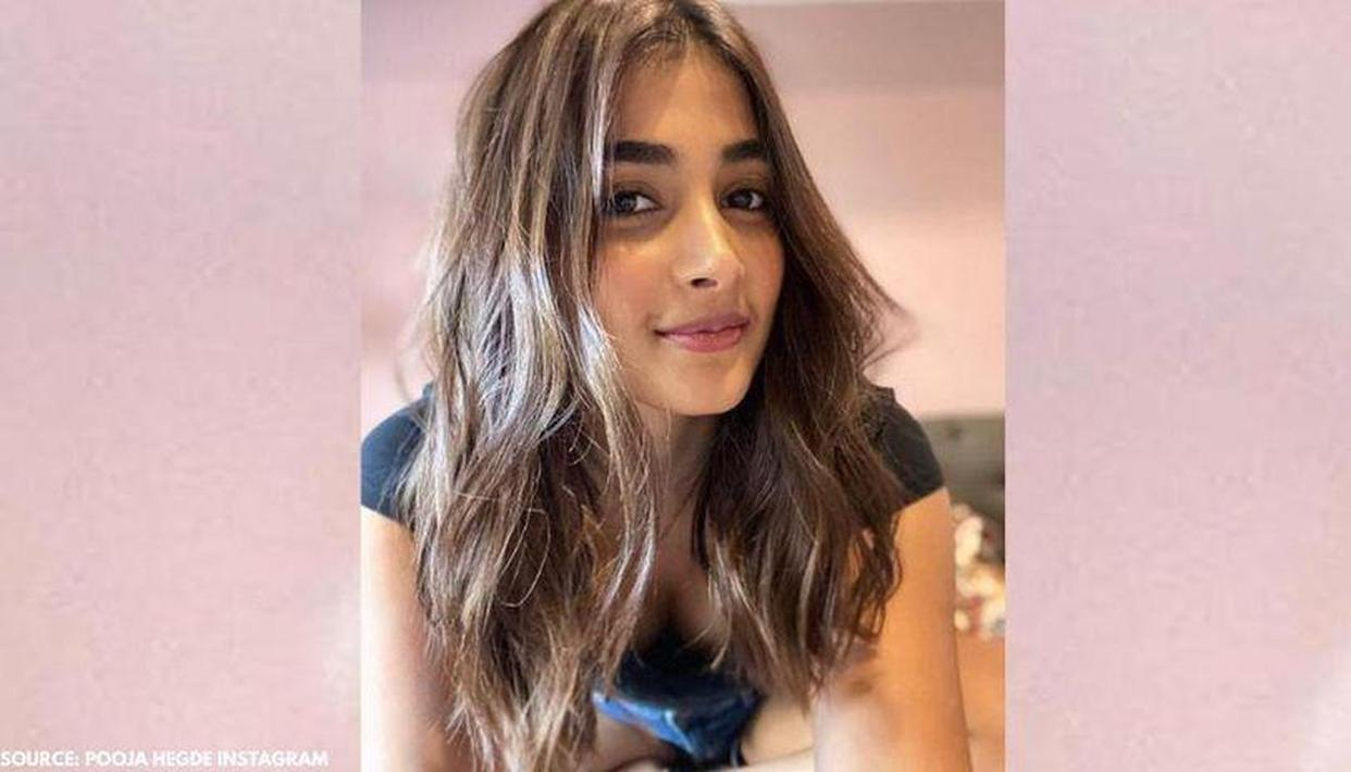 Pooja Hegde warns about not trying this at home; see funny post - Republic World