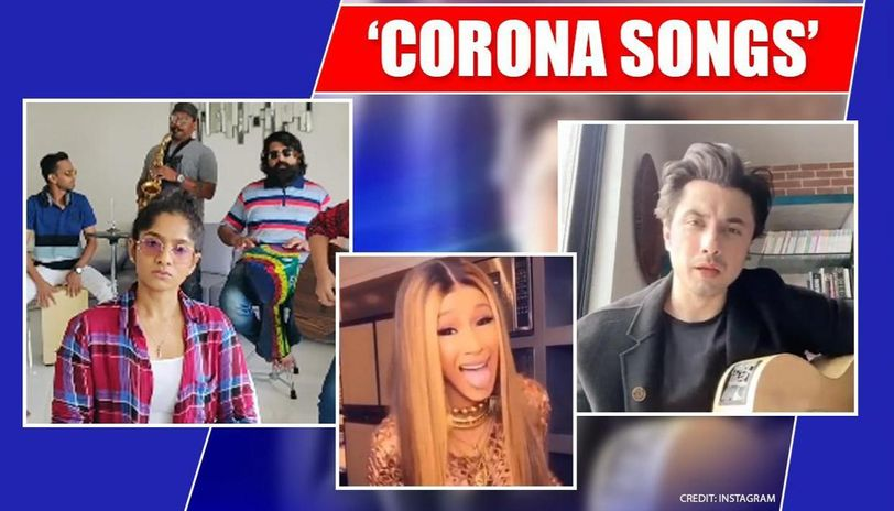 Coronavirus pop: Here are some COVID-19 songs that are trending