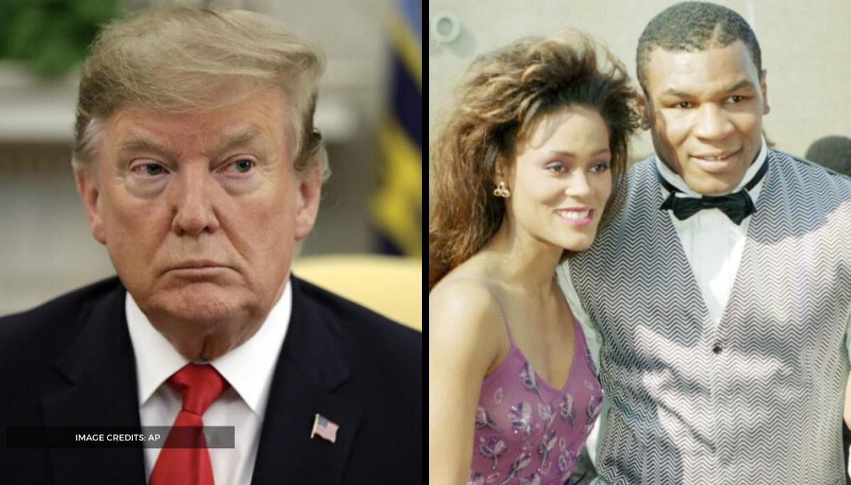 Mike Tyson Once Accused Donald Trump Of Having An Affair With His Wife Report