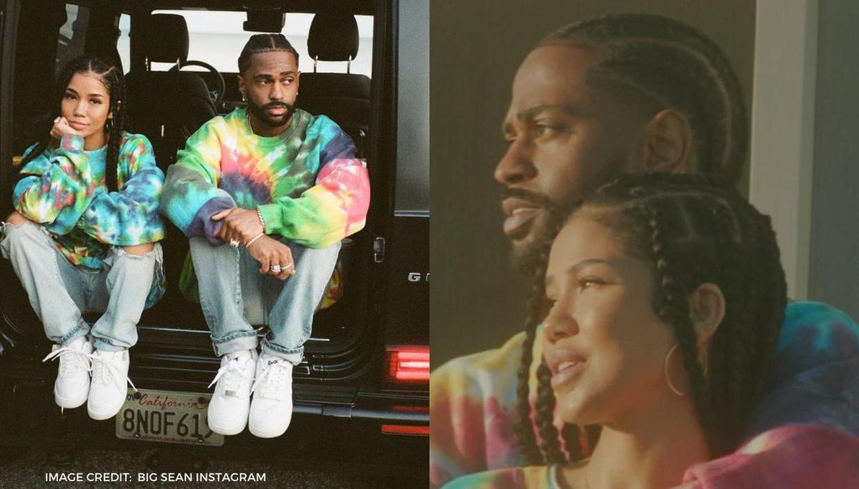 Big Sean Jhene Aiko S Chemistry In Body Language Teaser Has Fans Asking Them To Marry