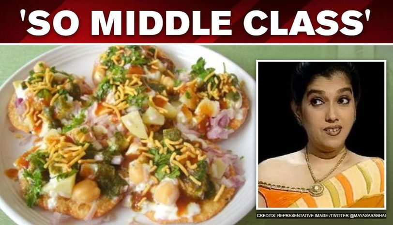 Zomato describes how Maya Sarabhai would describe papri chaat and it is hilarious