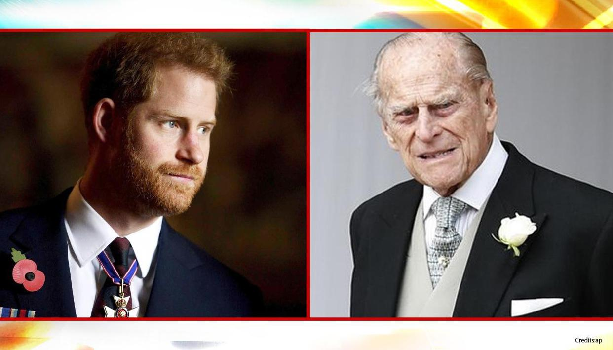 Prince Harry being advised to visit Prince Philip to bid final goodbye: Reports