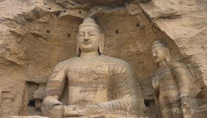 Cambodia: Locals rediscover lost Buddhist carving on Kangva Hill
