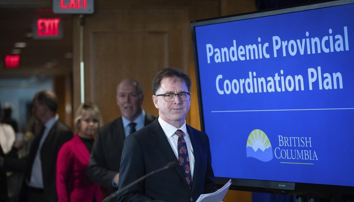 First coronavirus death recorded in Canada