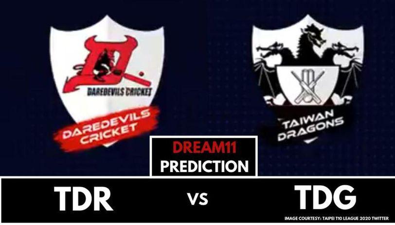 tdr vs tdg dream11