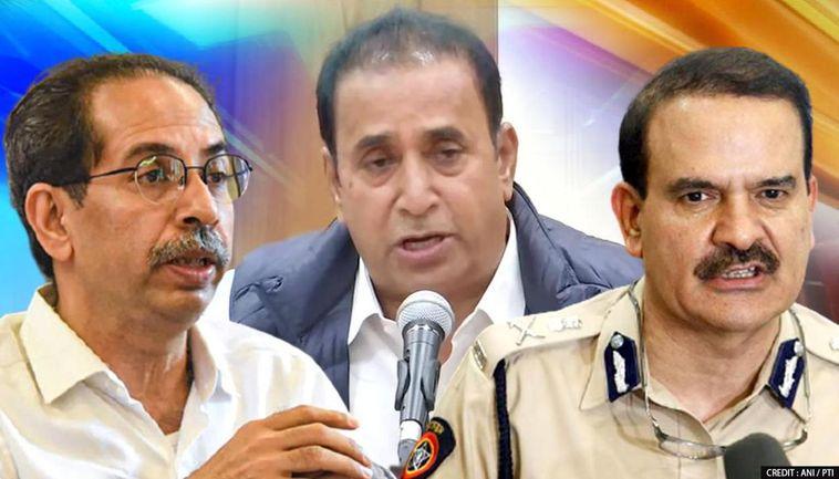 Crime News - CBI Enquiry On Maharashtra Home Minister