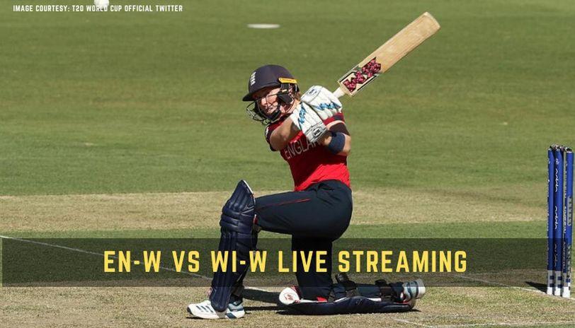 EN W vs WI W live streaming
