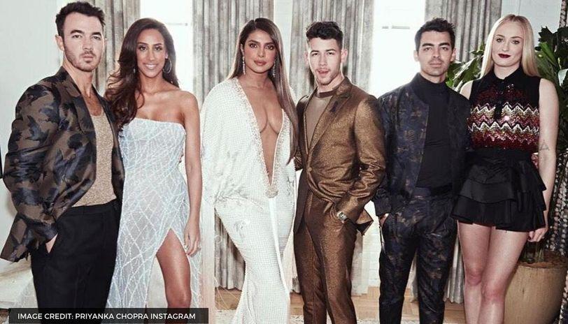 Nick Jonas Joe Jonas Kevin Jonas Open Up About Spending Quarantine With Their Wives