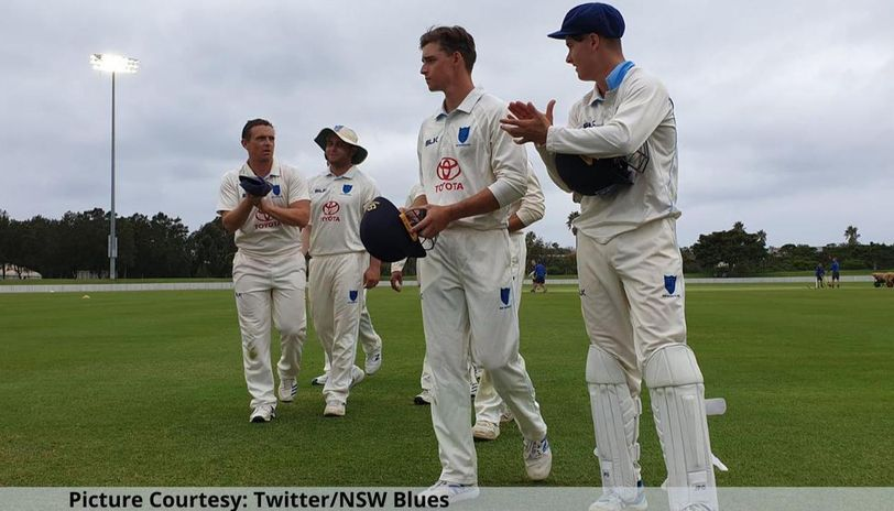 New South Wales vs England Lions live scores