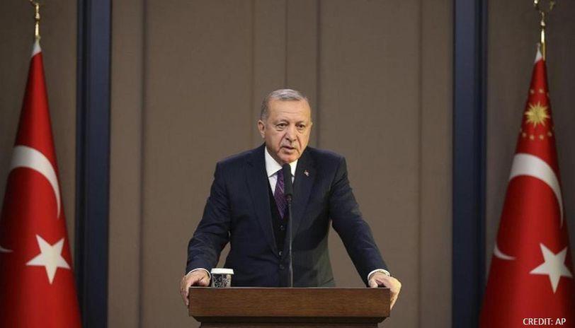 President Erdogan orders coastguards to stop migrants citing dangers