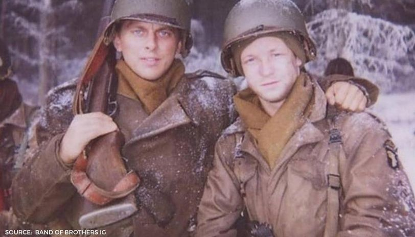 where was band of brothers filmed
